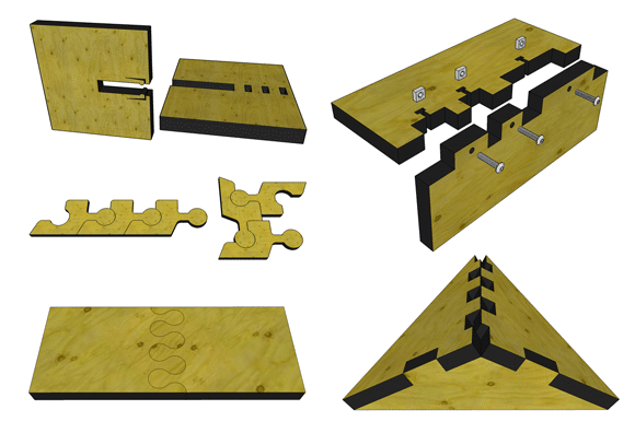 Joinery - Not just for lasercutters any more