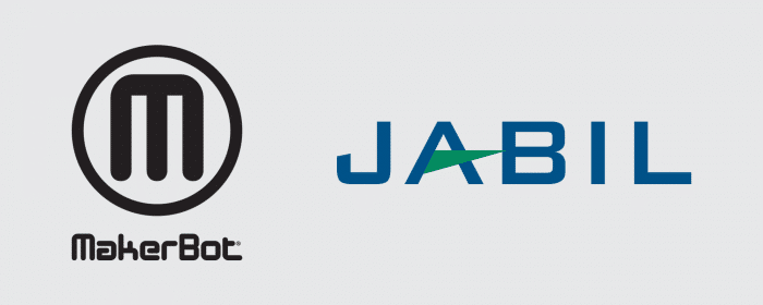 MakerBot Partners with Jabil to Increase Production Flexibility