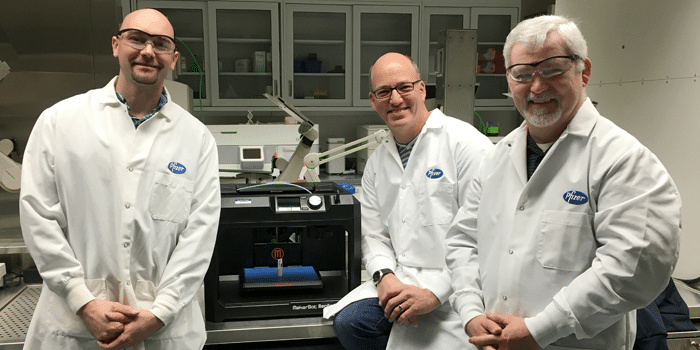 Pfizer Scientists Use MakerBot to Streamline Research
