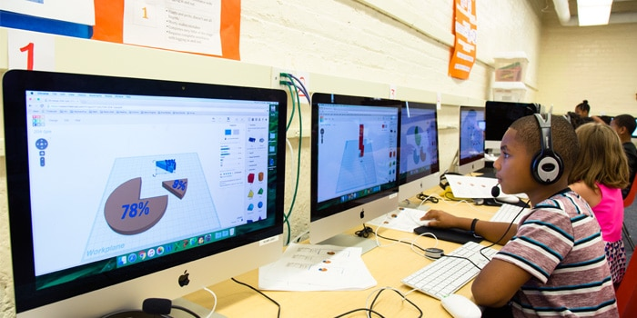 MakerBot Learning's Top Five Educational 3D Design Apps