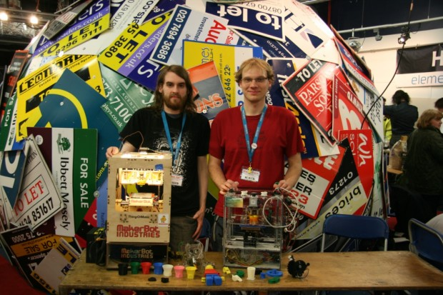 Photos from UK MakerFaire