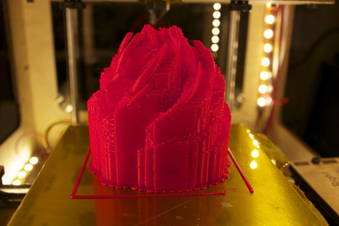 MakerBot MicroTip: Using the Support Features in Skeinforge's Raft Tool