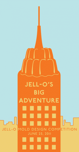 MakerBot's Keith Ozar To Be A Judge for Jell-O's Big Adventure This Saturday!