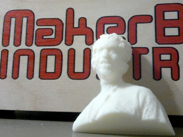 From Kinect to MakerBot Guide at Make: Projects