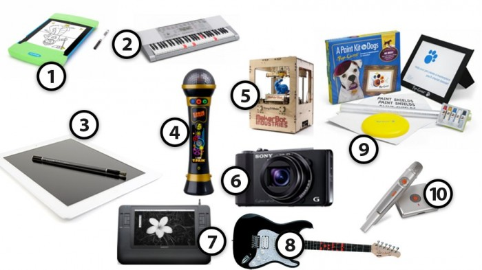 Gizmodo Includes Thing-O-Matic in Their Gift Guide!