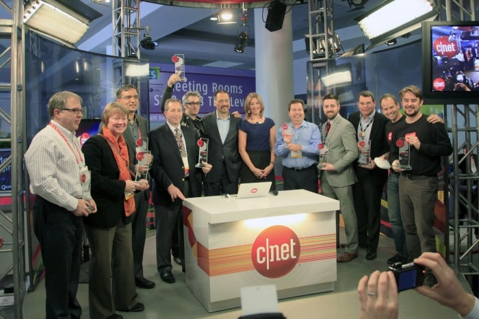 The MakerBot Replicator wins Best of CES 2012 for Emerging Tech!