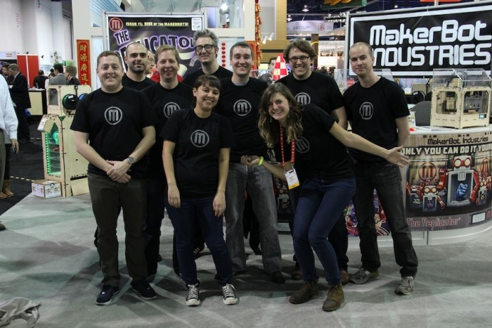 Visit MakerBot at CES!