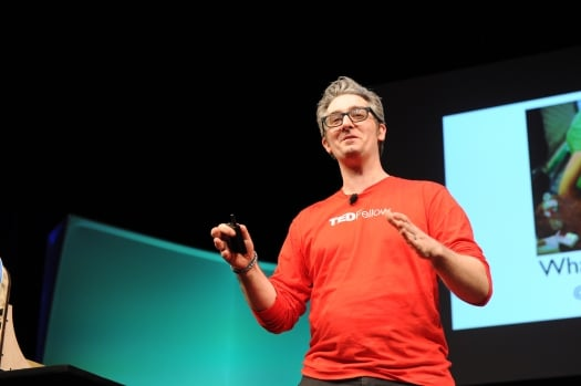 MakerBot's Bre Pettis Speaks on the Importance of Co-Creation at TED2012