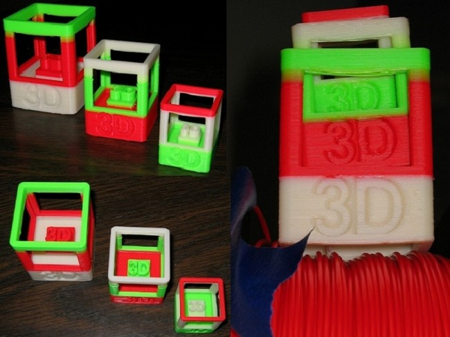 3D Printing – Inception Badge