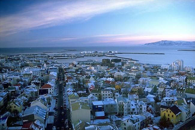 Good Government: Iceland Goes Open Source