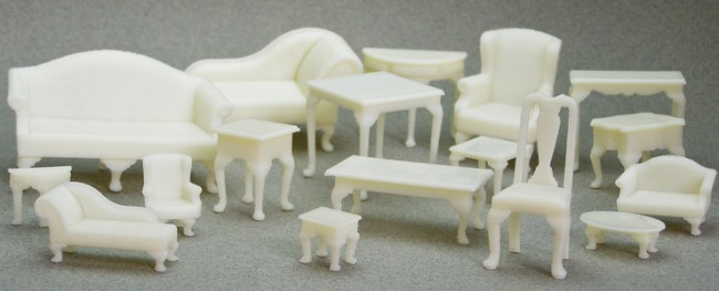MakerBot & Miniatures: Thinking About Scale