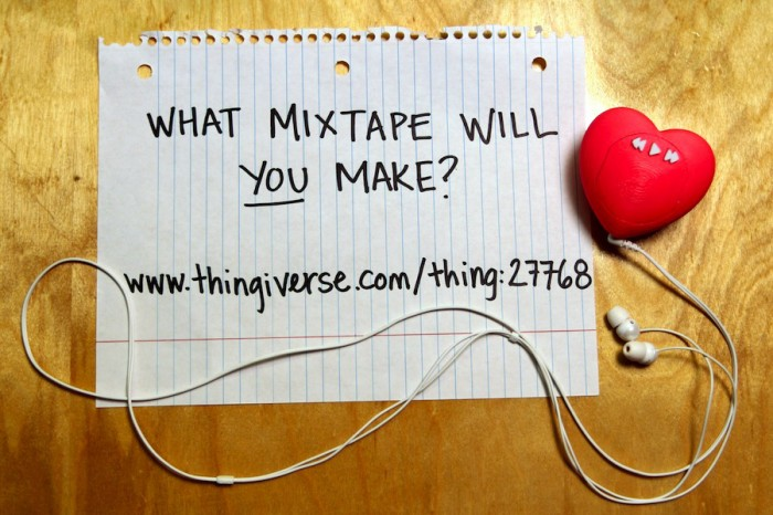 What Mixtape Will You Make?