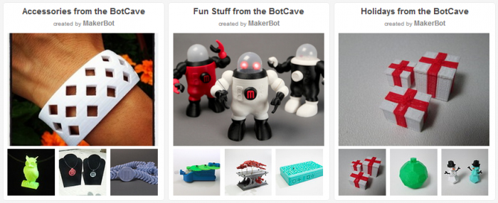 Introducing Thingiverse Collections: Collect All The Things!