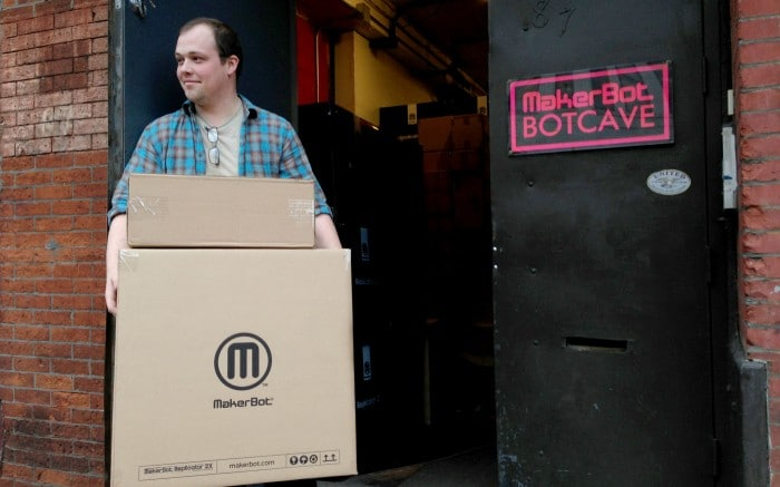 MakerBot Replicator 2X Now Shipping!