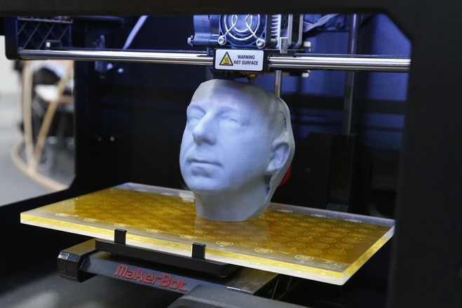 Is It Just Us Or Is The Replicator 2 A 3D Mirror?