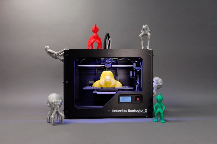 MakerBot And Autodesk Set Out To Make Great Things Together
