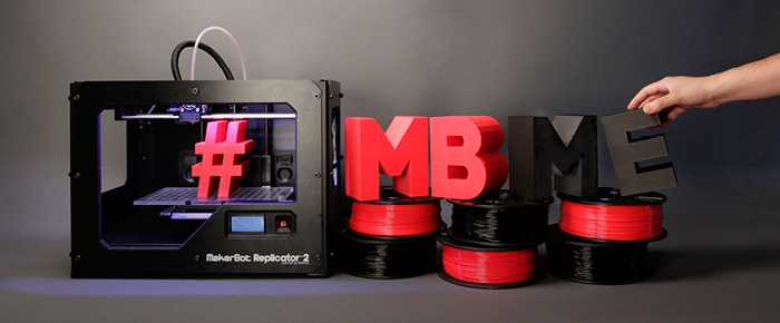 #MBME: Win $250 For Your MakerBot Replicator 2 Story