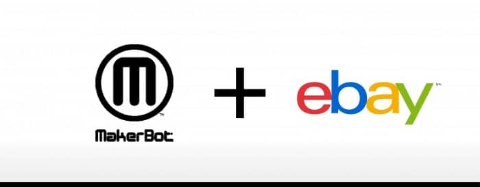 MakerBot + eBay   Joining eBay's New 3D Printing Marketplace Mobile