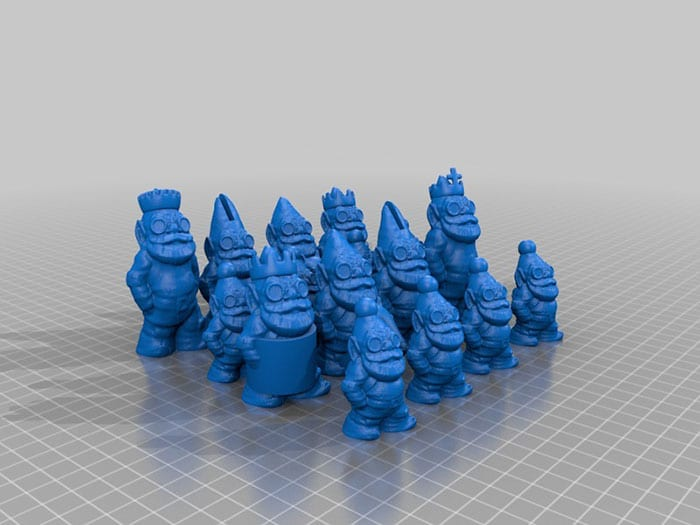 Gnome Chess by KingRahl