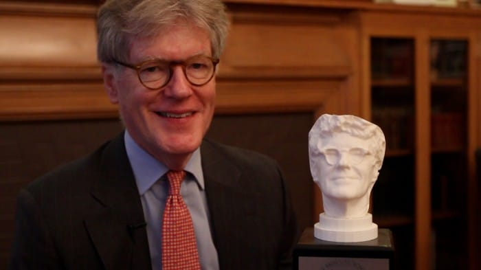Stephen-Clement-Browning-3D-printed-bust