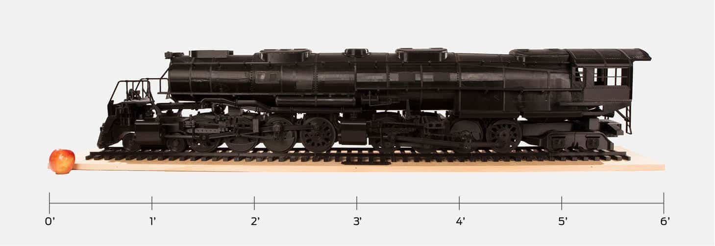 MakerBot Stories | Recreating the 4-8-8-4 Big Boy Locomotive