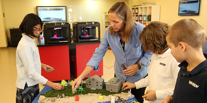 To Understand the Future of 3D Printing, Talk to a Student