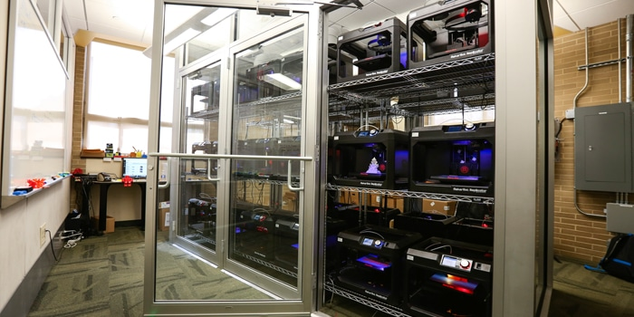 3D Printing Goes Viral: Thousands of PSU Students Benefit from MakerBot