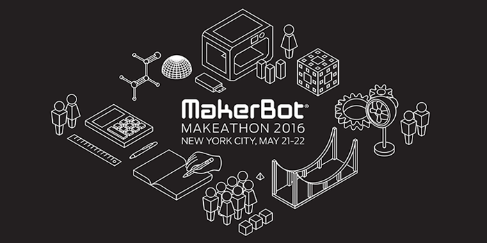 Educators Come up Big at the First MakerBot STEAM Makeathon in NYC