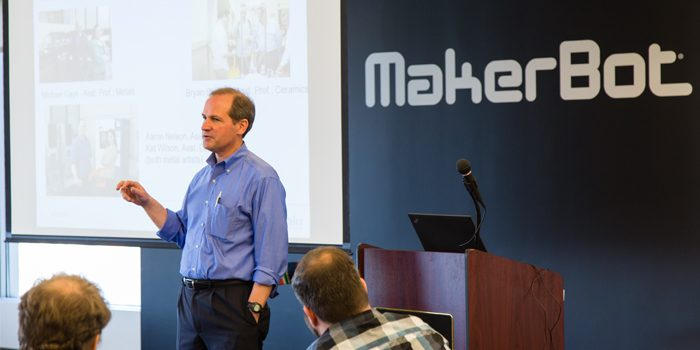 Leading 3D Printing Adoption in Higher Ed: Takeaways from the 1st Annual MakerBot Innovation Center Summit
