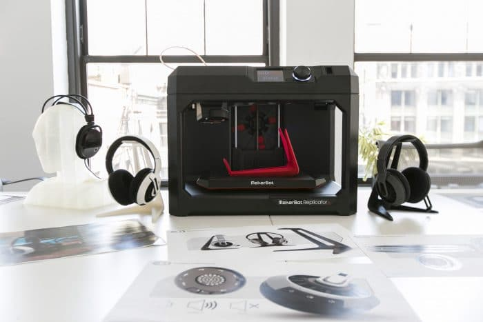 MakerBot Press Kit