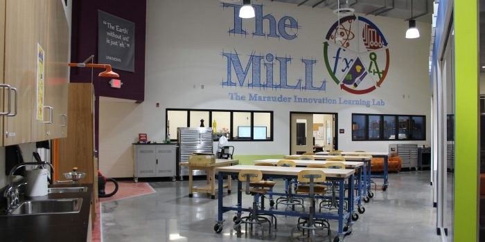 First MakerBot Innovation Center at a High School Opens in Mount Olive, New Jersey